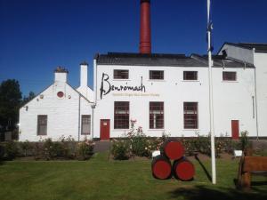 Benromach. Bilden hämtad från destilleriets Facebooksida.