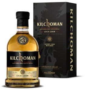 Loch Gorm: sherryvirren.