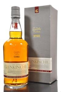 Glenkinchie Distillers Edition: snäll och försiktig och nätt skir och…småtråkig.