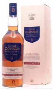 En DE från Royal Lochnagar. Bör provas. Principiellt intresserad.