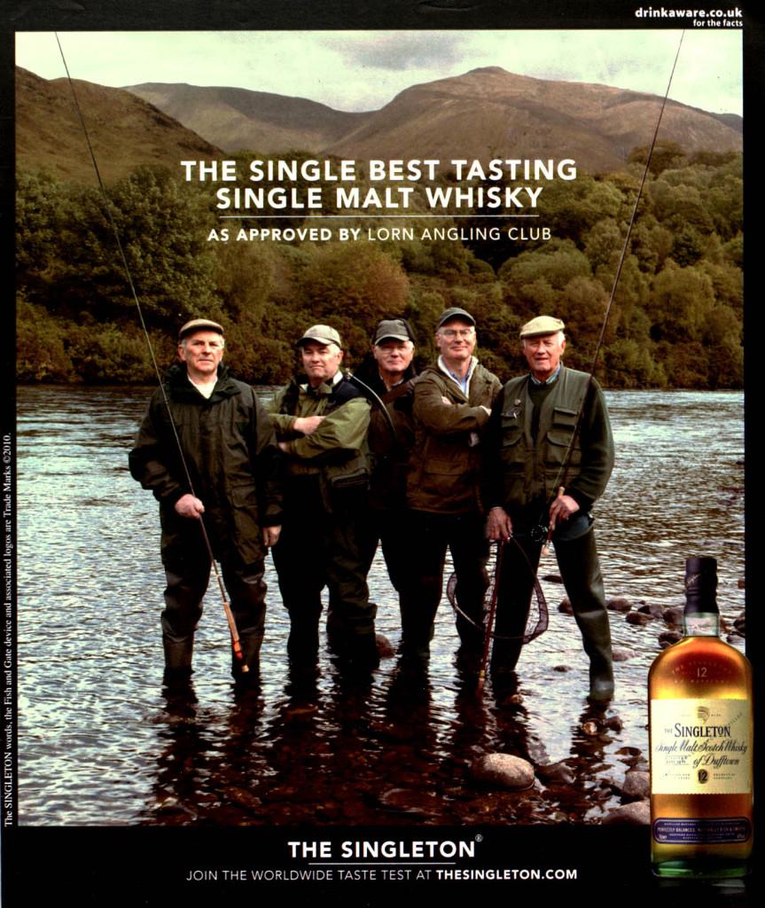 Vi är bara polare som umgås ibland. Och dricker whisky. Och har penis tillsammans.