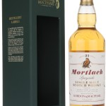 Mortlach 21 YO från Gordon & MacPhail