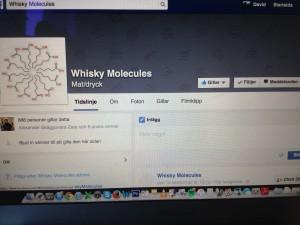 """Whisky molecules, huh? Du har tryckt på """"gilla"""". Men än är du inte klar!"""