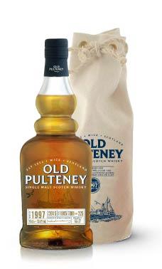En ruggigt bra whisky i en tjusig flaska, vald av yours truly och Frida Birkehede.