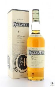 Cragganmore 12 YO. Ingen gäspning, ingen dålig whisky, men samtidigt en bra bit från toppklass.