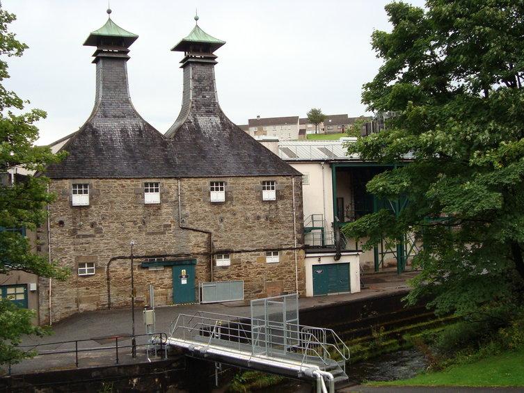 Ordentligt okända Strathmill distillery. Bild hämtad från potstill.org.