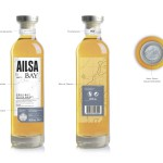 The first single malt release from Ailsa bay: peat and vanilla