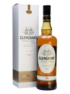 En trevlig, välgjord, rak whisky.