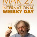 Idag firar vi International whisky day