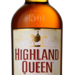 Highland Queen gånger tre