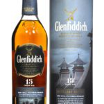 Glenfiddich 15 YO Distillery Edition, blindprovad