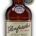 Glenfarclas 15 YO 103° Proof for The whisky exchange