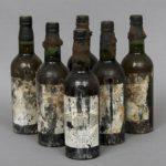 En blended buteljerad under Andra världskriget