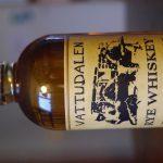 Vattudalen rye whiskey