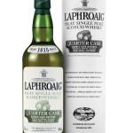 Laphroaig Quarter cask: en härlig brötrökare