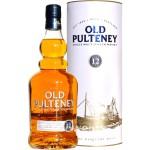 Old Pulteney 12 YO – motorolja, sjögräs och vanilj