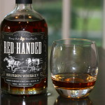 Red handed bourbon: riktigt najs!
