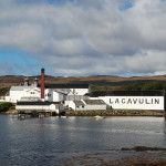 Lagavulin distillery: En presentation
