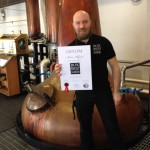 Box whiskyakademi, den sista dagen – examination
