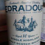 En astråkig single cask från Edradour