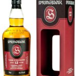 Springbank 12 YO cask strength (batch 16)