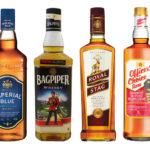 Världens mest sålda whisky och fem till ungefär lika dåliga