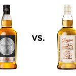 Hazelburn 10 vs. Longrow Peated