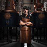Två utkast till whisky från Agitator